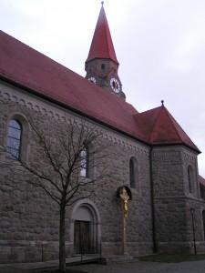 Pfarrkirche St. Laurentius in Falkenberg