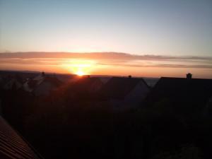 Sonnenaufgang in der Oberpfalz