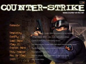 Startbild Counterstrike